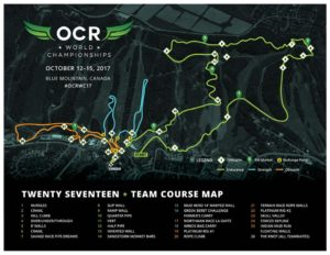 team relay map